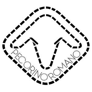 Il logo distintivo del Pecorino Romano DOP